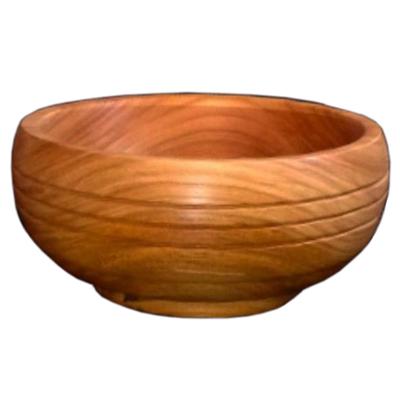 کاسه چوبی