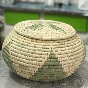 سطل برنج حصیری