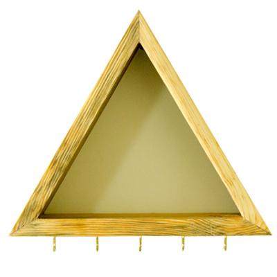 شلف مثلثی گیره دار