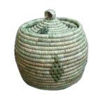 سطل برنج حصیری 7 کیلویی